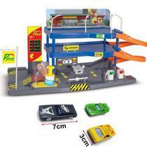 Posto de Gasolina de brinquedo Acqua Posto Nig - Nig Brinquedos