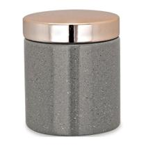 Pote Cinza em Cerâmica Mart -