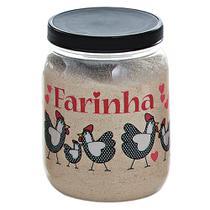 Pote Farinha Galinha 1700 ml 6626 - Bandeirantes -