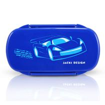 Pote para Lanche Menino (Sapeka) Carros Jacki Design -