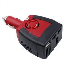 Potência Do Carro Auto Inversor 150 W 12 V Dc Para 220 V/110 - Feir