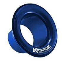 Potencializador Bumbo KickPort KP1 Azul - Izzo