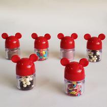Potes Para Lembrancinha de Aniversário e Festas - Disney