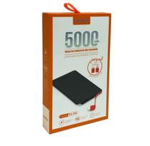Power Bank Kaidi 5.000 Mah Slim Kd-952 Original Celular
