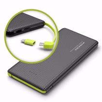 Power Bank Pineng Slim Pn951 10000mah 100% Original Preto