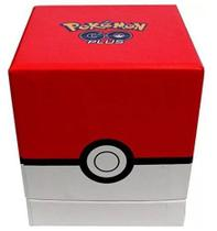 Power bank Pokébola Pokémon Item de Coleção + Cabo - Nintendo