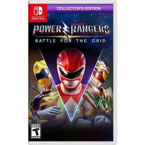 Power Rangers Battle for the Grid Collectors Edition Switch - Nway