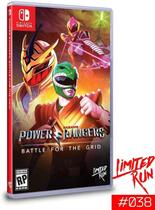 Power Rangers: Battle for the Grid - Switch - Nintendo