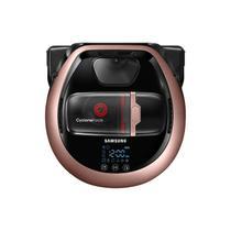 POWERbot VR7200R - Super Potente e Inteligente Aspirador Robô Samsung: Wi-Fi & App Smart Things, Potência de 130W com alta potência e Cyclone Force -