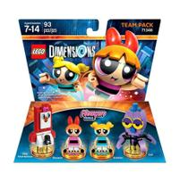 Powerpuff Girls Team Pack - LEGO Dimensions - Warner Bros