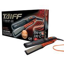 Prancha (Chapa) Taiff Titanium 450 Bivolt -