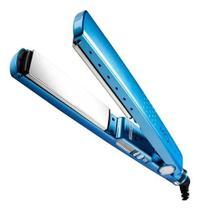 Prancha MQ Professional Hair Styling It Stylist Titanium azul 110V/220V - Mq Hair
