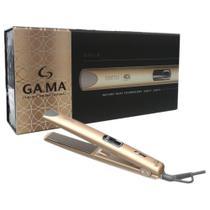Prancha Profissional Gama Italy Sensi 4D IHT Gold Bivolt -