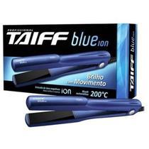 Prancha Profissional Taiff Blue Íon - Bivolt -
