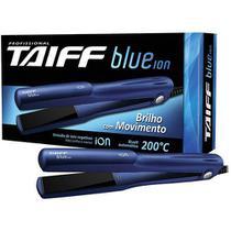 Prancha Taiff Blue Ion Action Bivolt Azul -