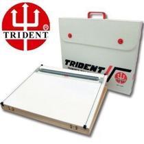 Prancheta a1 portatil 5008 c.inclinada - Trident