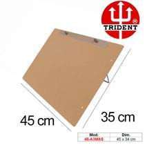 Prancheta a3 portatil  reclinavel 48-a3mas - Trident