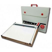 Prancheta Desenho Portátil A2 Inclinação 50X65cm Trident -