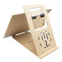 Prancheta Portátil A4 Articulada Trident Mdf -