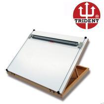 Prancheta Trident Portatil C/ Regua Paralela A2 - 050 x 065 cm 5002 5002 -