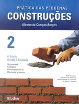 PRATICA DAS PEQUENAS CONSTRUCOES VOL. 2 - 6ª ED - Edgard Blucher