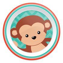 Pratinho Animal Fun - Macaco - Buba -