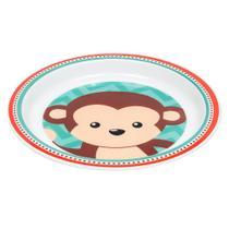 Pratinho Animal Fun Macaco - BUBA -