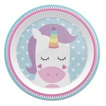 Pratinho animal fun - unicornio - 08976 - Buba