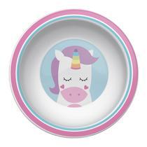 Pratinho Bowl - Animal Fun - Unicórnio - Buba -