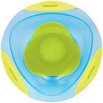 Pratinho Bowl Azul com Ventosa Azul 5807 Buba -