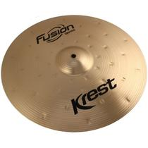 Prato Ataque 18 Polegadas Krest F18tc Fusion Thin Crash -