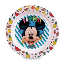 Prato Bowl  Para  Microondas Disney Baby Mickey Mouse BabyGo -