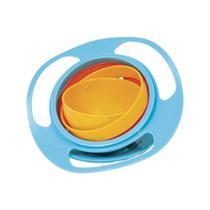 Prato Buba Toys Giro Bowl Blister Azul 360 - 5854 -