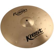 Prato Chimbal Medium Hi Hat 13  Fusion Series F13mh - Krest -