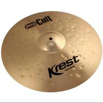 Prato Crash Krest Deep Cult 16 Polegadas Bronze B8 -