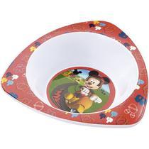 Prato Fundo Infantil Mickey Microondas Multikids - BB094 -