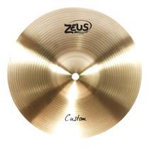 Prato Para Bateria Crash Ataque 17 Zeus Custom Cymbal -