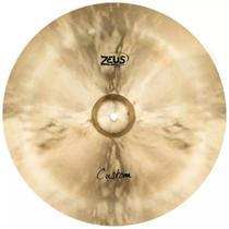 Prato Para Bateria Zeus Custom China Zcch18 Bronze B20 18 -