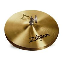 "Prato zildjian a series 12"" a0113 - new beat hi-hats -"