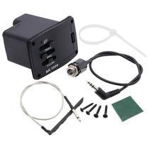 Pré Amp Ukulele Equalizador 2 bandas P10 Standard UK-2000 -