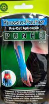 Pré-cut aplicação pé kinesio-pahuer - azul - Ortho Pauher - Ortho Power
