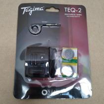 Pré Equalizador com Afinador para Ukulele Tagima TEQ 2 -