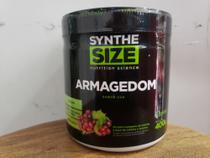 Pré treino -  ARMAGEDOM  400G - SYNTHESIZE - Synthesize Nutrition Science