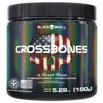 Pré treino crossbones - 150g - BLACK SKULL