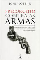 Preconceito Contra As Armas - Vide editorial -