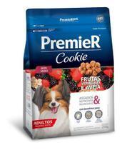 Premier Cookie Cães Adultos Frutas Vermelhas E Aveia 250g -