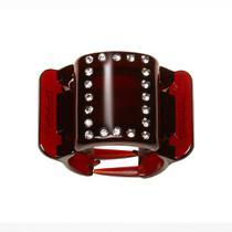 Prendedor de Cabelos Linziclip Basic Diamante Gloss -