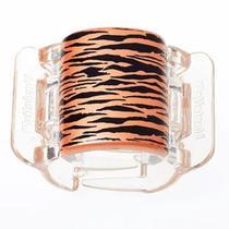 Prendedor de Cabelos Linziclip Tiger Pearlised -