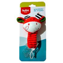 Prendedor de chupeta cute cute girafinha buba 8199 -
