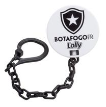 Prendedor de Chupetas Botafogo - Lolly -